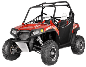 Polaris RZR 800 – 2 SEATER